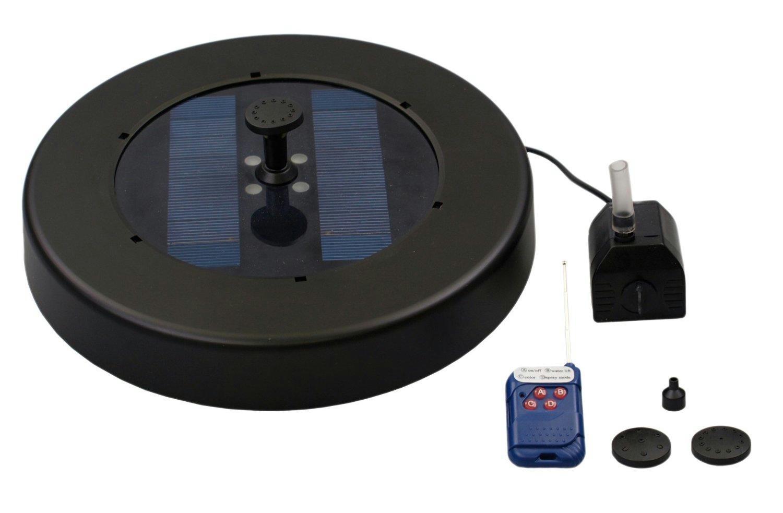 t i p solar schwimminsel ssi 600 6 mit fernbedienung led und akku solarinsel ebay. Black Bedroom Furniture Sets. Home Design Ideas